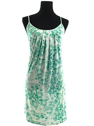 Alfani Sleeveless Nightgown (Aqua IVY, (Alfani Sleeveless)