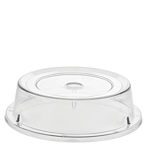 Carlisle 198707 Polycarbonate Plate Cover, 10.25