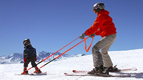 (CoPilot Ski Trainer Learn-to-Ski Harness to Teach Kids to Ski)