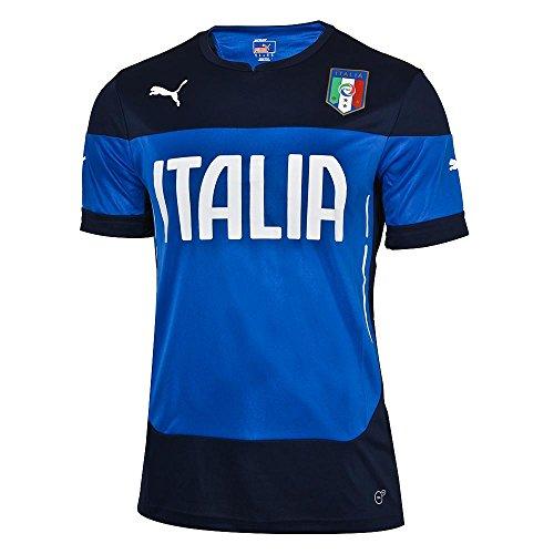 PUMA FIGC Italy Italia Training Jersey Extra Large
