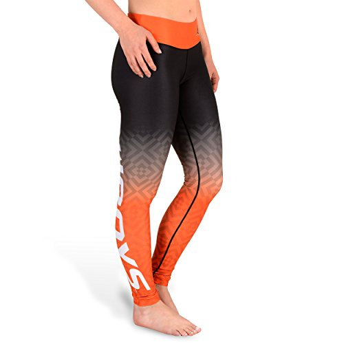 FOCO Oklahoma State Gradient Print Legging - Womens Small by FOCO