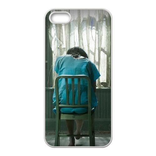 The Unborn 4 coque iPhone 4 4S cellulaire cas coque de téléphone cas blanche couverture de téléphone portable EOKXLLNCD20273