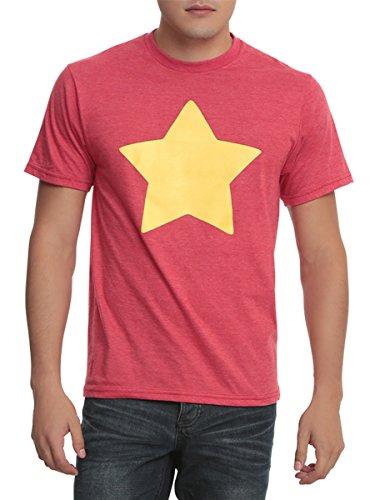 Steven Universe Star Cosplay T-Shirt (Hot Cosplay Women)