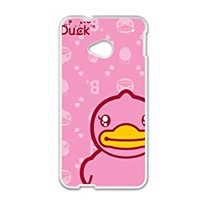 Lovely B.Duck fashion cell phone case for HTC One M7