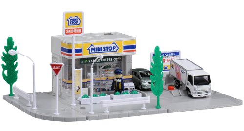 Tomica Town MINISTOP (japan - Tracking Us Shipping Standard