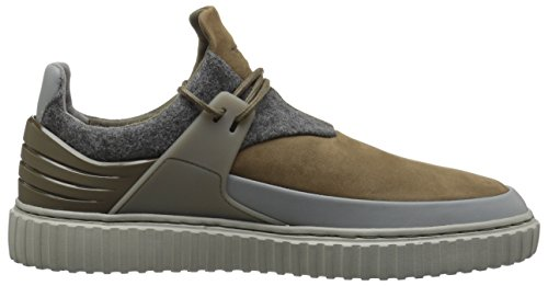 Creatieve Recreatie Heren Castucci Fashion Sneaker Militair Cement