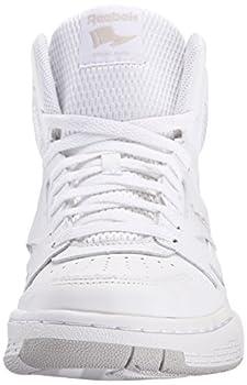 Reebok Men's Royal Bb4500h Xw Fashion Sneaker, Whitesteel, 10.5 4e Us 3