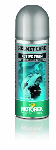 Motorex Helmet Care - 200ml. Aerosol - Visor Helmet Cleaner
