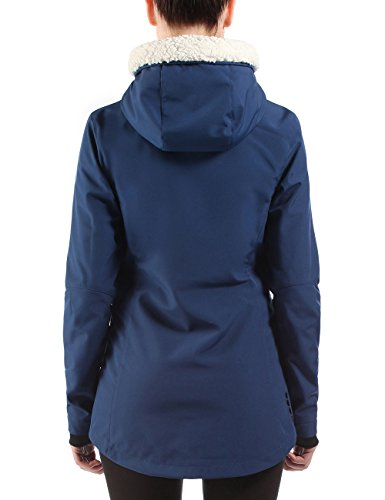 Bench softshell jacke damen blau