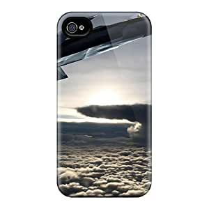 ZachDiebel Iphone 4/4s Great Hard Cell-phone Cases Custom Realistic Super Concept Russian Aircraft Pictures [JrT7551pGzU]