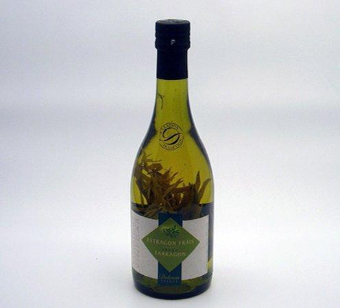 Tarragon Cream Sauce - French Tarragon Vinegar - 500 ml