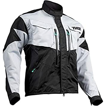 Thor Moto Enduro motrocross Terrain Jacket terreno Light ...