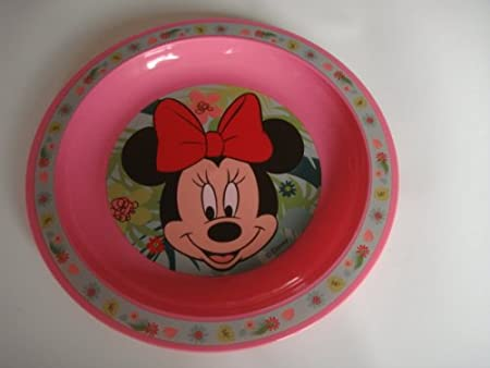 Pepetoys - Plato bpa free minnie mouse (microondas): Amazon.es: Hogar