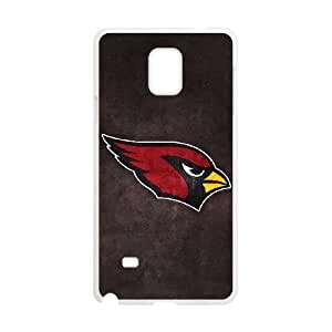 Samsung Galaxy Note 4 N9108 Phone Case NFL Arizona Cardinals Football Personalized Cover Cell Phone Cases GHX427717