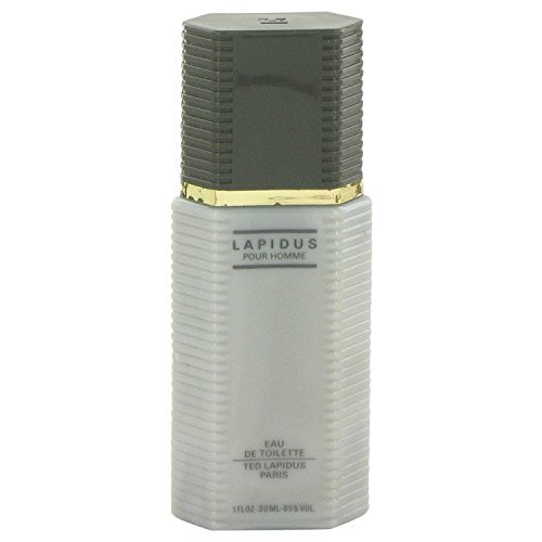 LAPIDUS by Ted Lapidus Eau De Toilette Spray (unboxed, cap slightly discolored) 1 oz -100% Authentic by Ted - Ounce Unboxed Spray 1