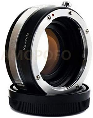 Compatible with for Canon EOS Mount Lens to Micro Four Thirds M4//3 Camera /& for Olympus EP1,EP2,EP3,EPL5,EPM1,OM-D E-M5;/& for Panasonic G7 G9 GF6 DMC-GH1 Focal Reducer Optical Glass Adapter