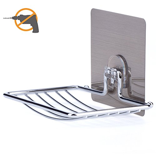 bathroom soap dish chrome - 4