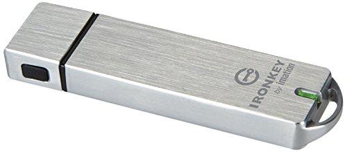 Ironkey Basic S1000 USB Flash Drive (IK-S1000-128GB-B)