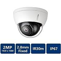 Dahua HDBW1200 2MP HDCVI IR Dome Camera, 2.8mm Fixed Lens (NO LOGO Original Housing Local Support)