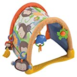 Fisher Price My Little SnugaMonkey Kick 'n Crawl Gym Review