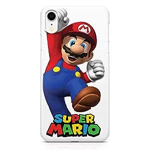 Loud Universe Mario Jump iPhone XR Case