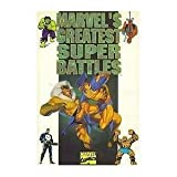 Marvels Greatest Super Battles, Stan Lee, 0785100318
