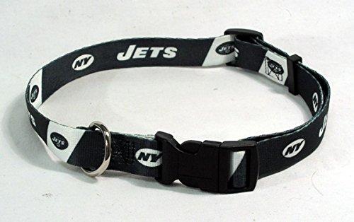Hunter MFG New York Jets Dog Collar, Small