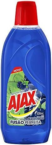 Limpador Diluível Ajax Fusão Perfeita Amora E Ervas Frescas 500Ml