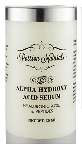 Passion Naturals Alpha Hydroxy Acid Serum, 30ml ()