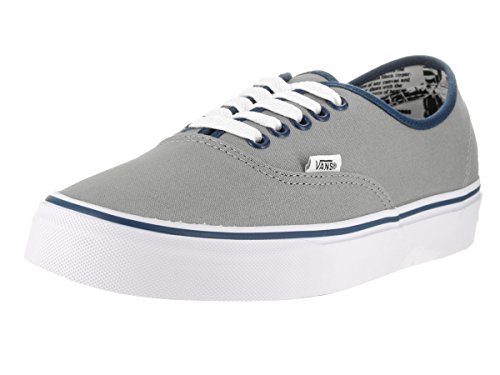 Vans Unisex Authentic (Binding Pop) Skate Shoe Frstgy/Psedn rSqxv8On