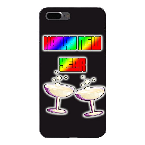 "Disagu Design Case Coque pour Apple iPhone 7 Plus Housse etui coque pochette ""Happy New Year No.2"""