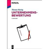Unternehmensbewertung (Lehr- und Handbücher der Wirtschaftswissenschaft)