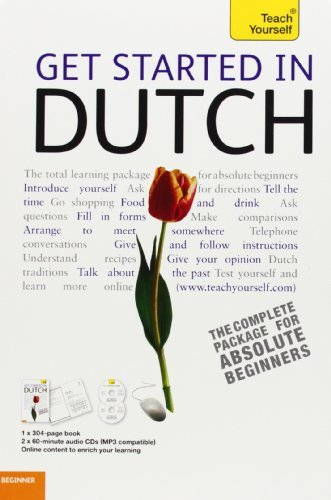 Get Started in Dutch with Two Audio CDs: A Teach Yourself Guide (Teach Yourself Language) by McGraw-Hill (Image #1)