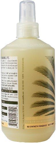 Alaffia Everyday Coconut Sea Salt Texturizing Spray, 12 oz 7 100% fair trade ingredients. Paraben free. Natural sea salt adds volume and shape to hair.