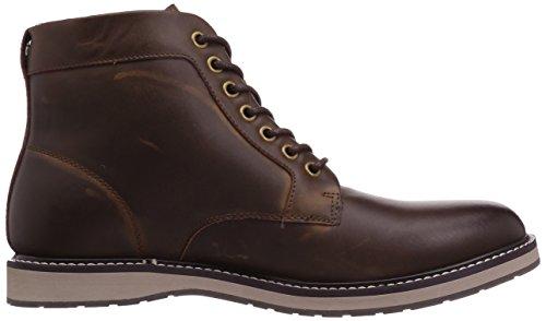 Tommy Hilfiger Men's Lari Chukka Boot, Brown, 13 Medium US
