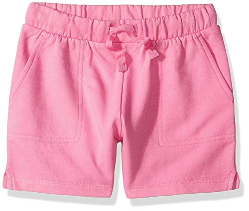 LOOK by Crewcuts Girls' Knit Short, Pink, XX-Large ()