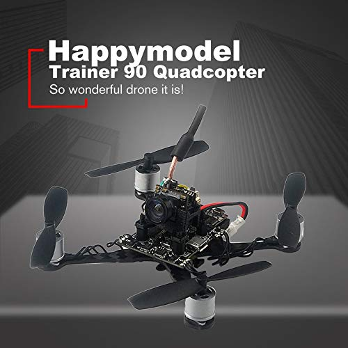 Wikiwand Trainer 90 1S Brushless FPV Helicopter with Flysky Frsky DSM2/DSM Receiver
