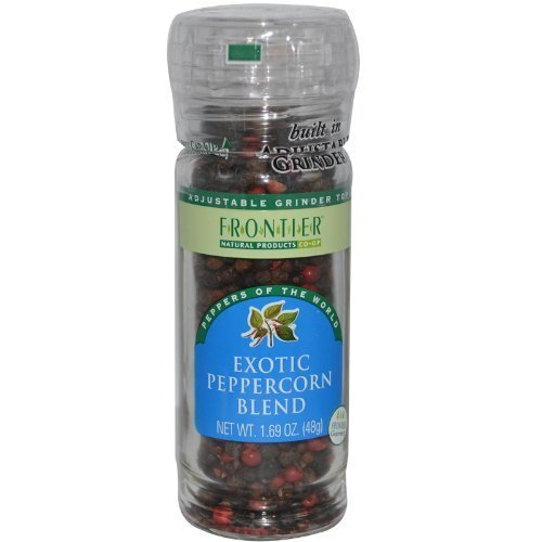 Frontier Natural Products, Exotic Peppercorn Blend, 1.69 oz (48 g) by Frontier (Image #1)