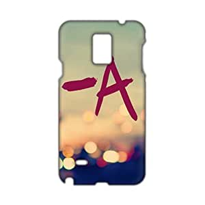 Angl 3D Case Cover -A cool Phone Samsung Galaxy Note2 N7100/N7102