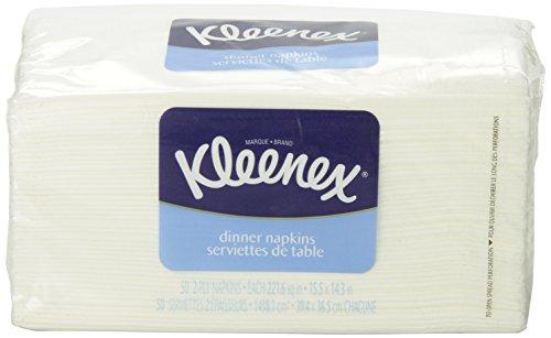 Kleenex Premium Dinner Napkins, 2-Ply - 50 ea
