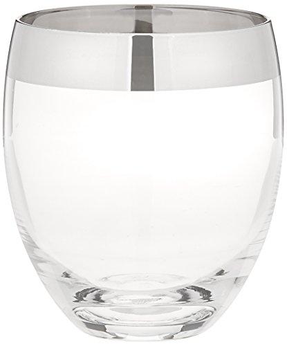 Wine Enthusiast Madison Avenue Whiskey Glasses, Set of -