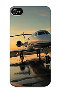 Cute High Quality Iphone 4/4s Aircraft Skies Case Provided By Fireingrass