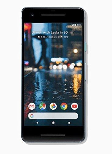 Google Pixel 2 GSM/CDMA Unlocked - US warranty (Kinda Blue, 64GB), 5 inch OLED Display, Fingerprint Scanner · Front Camera: 8 MP · Rear Camera: 12.2 MP · 4G LTE (Certified Refurbished) from Google