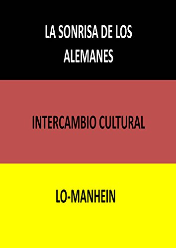 Amazon la sonrisa de los alemanes intercambio cultural la sonrisa de los alemanes intercambio cultural spanish edition by mancheno heinert fandeluxe Image collections