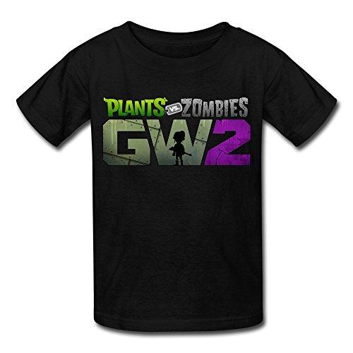 Losnger Kids Plants Vs Zombies Garden Warfare 2 Game T Shirt M