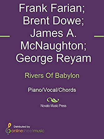 Rivers Of Babylon Kindle Edition By Boney M Brent Dowe Don