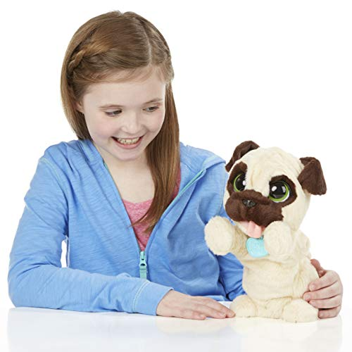 Furreal Friends Jj My Jumping Pug Pet Toy Available In Saudi Arabia