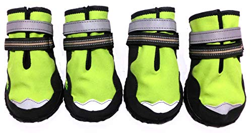 Xanday Dog Boots Waterproof