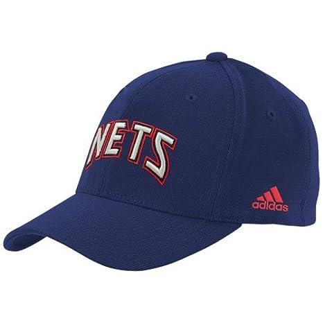 adidas NBA New Jersey Nets The Pivot Flex Gorra OSFA - T617ZZT ...