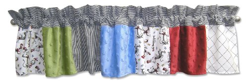 (Trend Lab Dr. Suess Window Valance, Cat In The Hat)